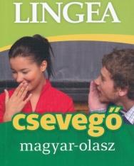 Csevegő: Magyar-olasz megoldja a nyelvét