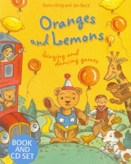 Oranges and Lemons with Audio CD - Singing and dancing games