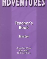 Adventures Starter Teacher's Book
