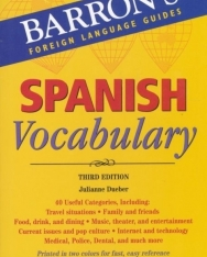 Barron's Spanish Vocabulary Third Edition