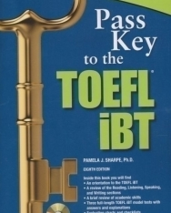 Barron's Passkey to the TOEFL iBT Internet Based Test - 8th Edition with 2 Audio CDs