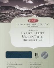 NKJV New King James Version Large Print Ultra Thin Reference Bible