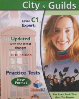 Succeed in City & Guilds Level C1 Expert Student's Book - 5 Practice Tests with MP3 CD, Self-Study Guide and Answer Key