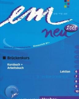 Em neu 2008 Brückenkurs 6-10 Kursbuch + Arbeitsbuch + CD