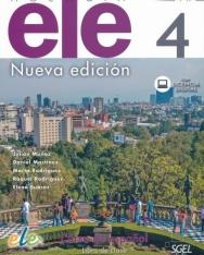 Agencia ELE 4 Curso de espanol - Libro de clase - Nueva edición