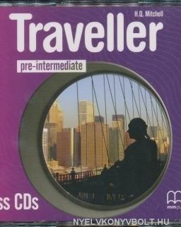 Traveller Pre-Intermediate Class Audio CDs (2)