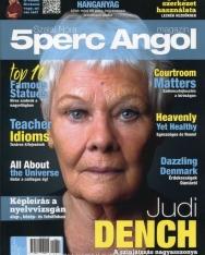 5 Perc Angol Magazin 2020 Október