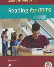 Improve Your Skills Reading for IELTS 6.0-7.5 Student's Book without Answer Key, with Macmillan Practice Online