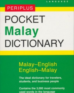 Pocket Malay Dictionary
