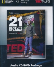 21st Century Reading 1- Audio CD/DVD Package - Creative Thinking and Reading with TED Talks