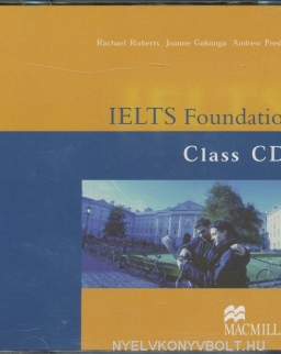 IELTS Foundation Class Audio CDs