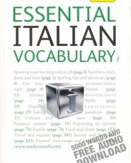 Teach Yourself - Essential Italian Vocabulary