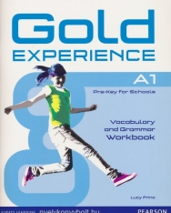 Gold Experience Level A1 - Vocabulary and Grammar Workbook without Key - Pre-Key for Scools