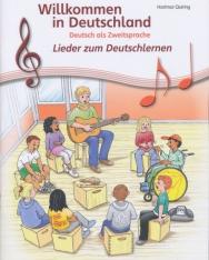 Willkommen in Deutschland – Lieder zum Deutschlernen