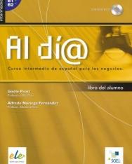 Al dí@ Libro del Alumno Intermedio con CD