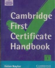 Cambridge First Certificate Handbook Cassettes (2)