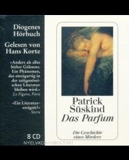 Patrick Süskind: Das Parfum Audio CD (8)