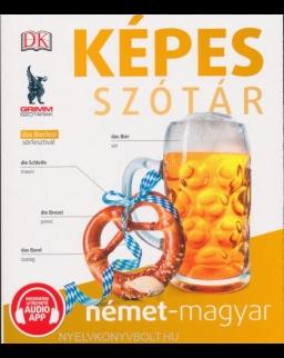 Képes szótár – Német-magyar (MX-1358)