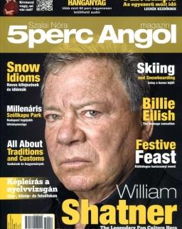 5 Perc Angol Magazin 2020 December