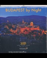Budapest by Night falinaptár 2021 (22x22)