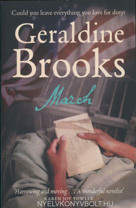 Geraldine Brooks: March