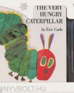 The Very Hungry Caterpillar Board Book and Holiday Ornament