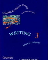 Writing 3 Student's book