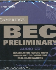 Cambridge BEC Preliminary 3 Official Examination Past Papers Audio CD