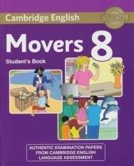 Cambridge English Movers 8 Student's Book