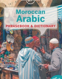 Moroccan Arabic Phrasebook and Dictionary 4th Edition - Lonely Planet