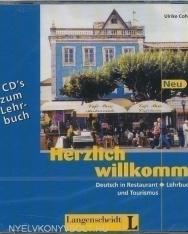 Herzlich willkommen neu CD zum Lehrbuch