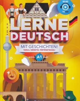 Lerne Deutsch mit Gesichten! Tanulj németül történetekkel!