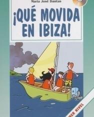 !Qué Movida en Ibiza! con Audio CD -  La Spiga Primeras Lecturas  (A1-A2)