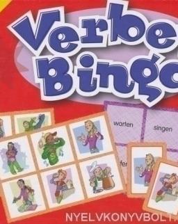 Verben Bingo - Deutsch spielend lernen (Társasjáték)