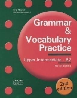 Grammar & Vocabulary Practice Upper-Intermediate - B2 Student's Book 2nd Edition
