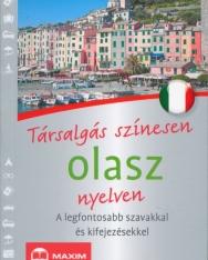 Társalgás színesen olasz nyelven (MX-640)
