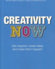 Creativity Now - Get inspired, create ideas and make them happen!