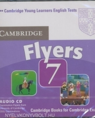 Cambridge Young Learners English Tests Flyers 7 Audio CD