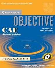 Objective CAE Self-study Student's Book 2nd Edition