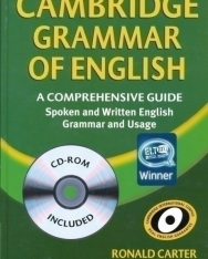 Cambridge Grammar of English - A Comprehensive Guide with CD-ROM - Hardback