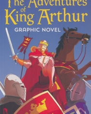 Russell Punter: The Adventures of King Arthur Graphic Novel