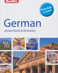 Berlitz German Phrase Book & Dictionary - Free App included