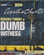 Agatha Christie: Dumb Witness - Audiobook CD