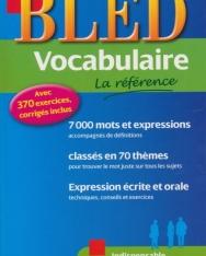 BLED Vocabulaire - La référence