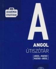Angol Útiszótár - Akadémiai szótárak Angol-Magyar, Magyar-Angol