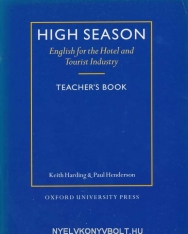 High Season Teacher's Book