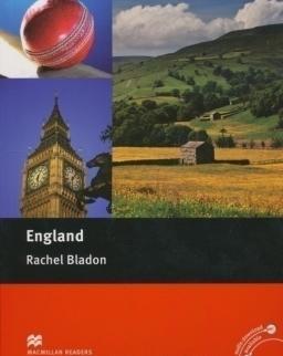 Macmillan Readers Pre-Intermediate Cultural Reader - England
