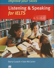 Improve Your Skills Listening & Speaking for IELTS 4.5-6.0 Student's Book without Answer Key, with 2 Audio CDs