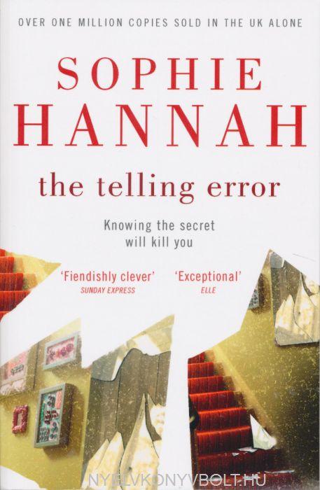 Sophie Hannah: The Telling Error