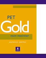 PET GOLD EXAM MAX WITH KEY OLD ED.